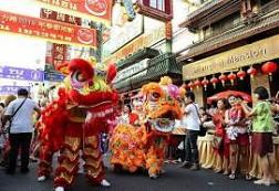 China Town Yangon, khu phố đông đúc người Hoa nhất