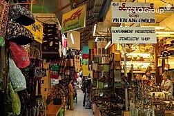 Chợ Bogyoke Aung San, thiên đường cho những tín đồ mua sắm