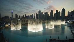 Choáng Ngợp Đài Phun Nước Dubai