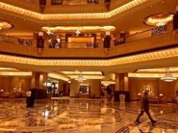 Choáng Ngợp Trước Thiên Đường Tám Sao Emirates Palace