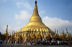 Chùa Shwe Mor Daw, ngôi chùa hàng ngàn năm tuổi