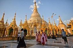 Chùa Sule, ngôi chùa cổ nhất tại Yangon