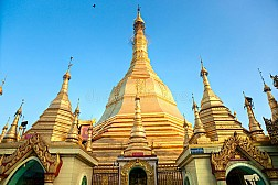 Chùa Sule, ngôi chùa lâu đời nhất ở Myanmar