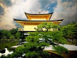 Chùa vàng Kinkakuji Nhật Bản