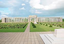 Chứng tích lịch sử tại nghĩa trang chiến tranh Htauk Kyant