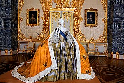 Cung điện Catherine điểm hẹn tiếp theo của du khách