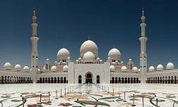 Đại Thánh Đường Lộng Lẫy Bậc Nhất Sheikh Zayed