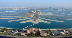 Đảo Cọ, Công Trình Lấn Biền Của Dubai