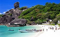 Đảo Phuket mệnh danh là hòn ngọc quý của Thái Lan