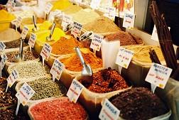 Dạo Quanh Khu Chợ Gia Vị Tại Dubai