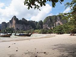 Đảo Railay, thiên đường nhiệt đới nổi tiếng nhất Thái Lan