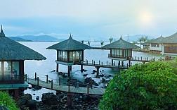 Đến Nha Trang thăm những khu nghỉ dưỡng sang trọng có phong thủy đẹp