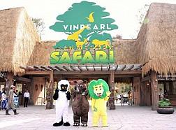 Đến Phú Quốc thăm vườn thú bán hoang dã đầu tiên tại Việt Nam