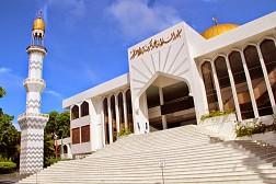 Đền Thờ Hồi giáo Islamic Center Maldives