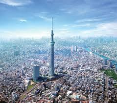 Đến Tokyo Sky Tree Tower Để Trải Nghiệm Đi Bộ Trên không