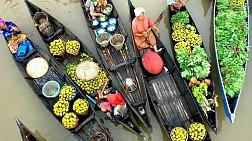 Đi một lần cho biết khu Chợ Nổi Damnoen Saduak
