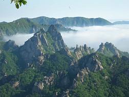 Đỉnh Khủng Long, núi Seorak