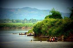 Dòng Sông Đắk Bla – Dải Lụa Óng Ả Giữa Lòng Kon Tum