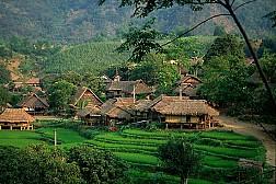 Hà Nội - Mai Châu - Mộc Châu