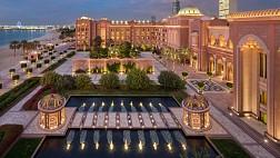 Emirates Palace- Khách Sạn Tám Sao Duy Nhất Trên Thế Giới