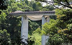 faber mountain, một trong những công viên lâu đời nhất Singapore