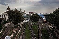 Ga tàu hỏa Yangon, ga lớn nhất Myanmar