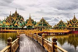 Ghé thăm Hoàng Cung Grand Palace