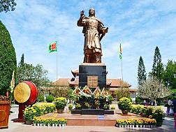 Ghé thăm miền đất võ của người anh hùng Quang Trung - Nguyễn Huệ