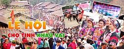 Chợ Tình Khâu Vai Hà Giang