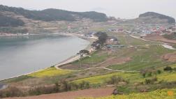 Hình ảnh thực tế chuyến đi đến Cheongsando Hàn Quốc