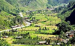 Thung Lũng Sủng Là Hà Giang
