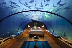 Huvafen Fushi khách sạn dưới nước huyền ảo tại Maldives