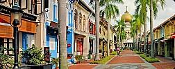 Kampong Galm, khu phố nhỏ quyến rũ