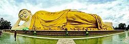 Khám phá chốn linh thiêng Chùa Phật Nằm Shwethalyaung