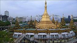 Khám phá chùa Sule có tuổi thọ hơn 2000 năm