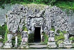 Khám phá Goa Gajah linh thiêng