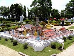 Khám phá Mini Siam, niềm tự hào của người Thái