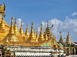 Khám phá vẻ đẹp Chùa Shwe Mor Daw