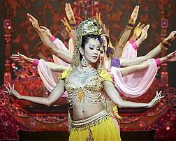 Không nên bỏ qua khi du lịch Pattaya với show chuyển giới hút hồn