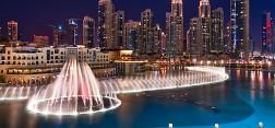 Lung Linh Đài Phun Nước Dubai