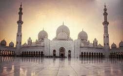 Mãn Nhãn Trước Vè  Đẹp Của Thánh Đường Sheikh Zayed