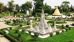 Mini Siam, nơi có các kì quan thu nhỏ trên khắp thế giới