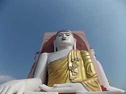Nét cuốn hút tại Chùa Tượng Phật 4 Mặt Kyaitpun