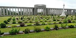 Nghĩa trang chiến tranh Htauk Kyant, nơi linh thiêng yên nghỉ của người lính