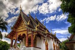 Ngôi chùa cổ nhất ở Chiang Mai