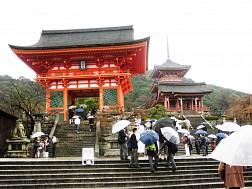 Ngôi Chùa Linh Thiêng  Kiyomizu Dera