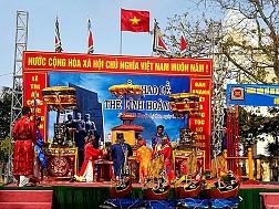Ngôi đình cổ nổi tiếng nhất tại Lý Sơn