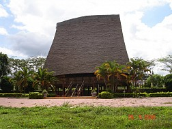 Nhà Rông, nét đẹp kiến trúc của Tây Nguyên