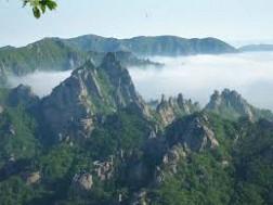Núi Seorak, Vẻ Đẹp Kỳ Vĩ