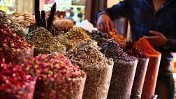 Rực Rỡ Khu Chợ Gia Vị Spice Souk Dubai